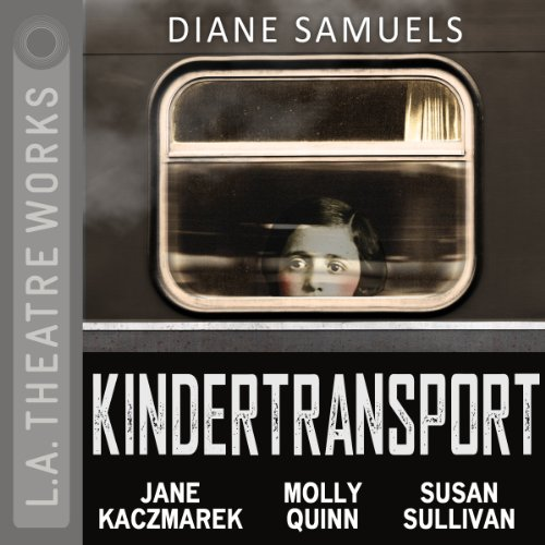 Kindertransport audiobook cover art