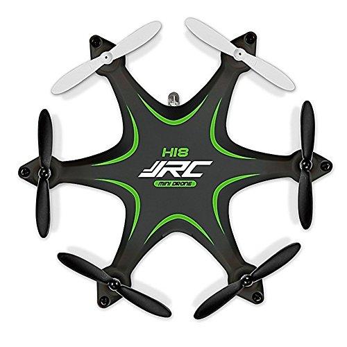 Haibei 3,35 * 2,87 * 0,98 pollici H18 Hexrcopter 2.4G 4CH 6 Axis Gyro Drone Rc Quadcopter 3d modalità Headless Rollover
