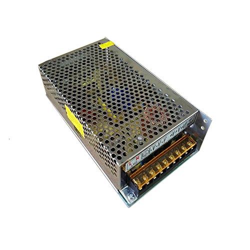 Fuente de alimentación de 12 V 30 A DC conmutación, Adaptador de...