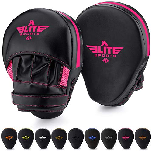 Elite Sports Boxing Mitts for Mu...