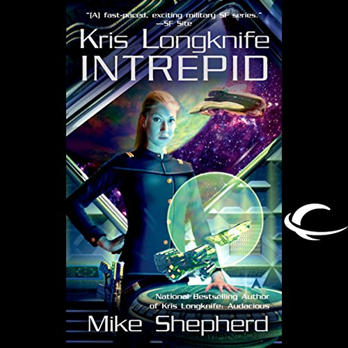 Intrepid: Kris Longknife, Book 6 cover art