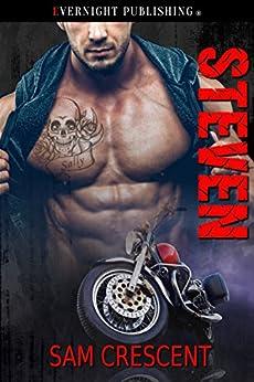 Steven (The Skulls Book 15) by [Sam Crescent]