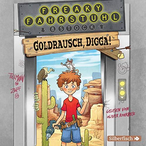 Couverture de Goldrausch, Digga!