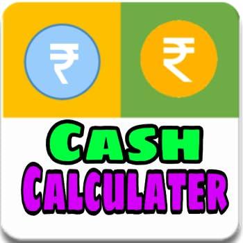Cash Calculater