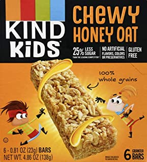 KIND Kids, Honey Oat, 4.86 oz (Pack Of 6)