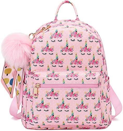 CAMTOP Mini Backpack Girls Cute Small Backpack Purse for Teens Women Fashion Travel School Book product image