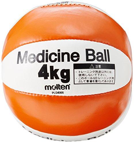 molten(モルテン) メディシンボール(Medicine Ball) 4KG PLD4000
