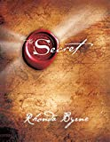 "the cover of the book ""The Secret"" by Rhonda Byrne"
