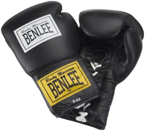 BENLEE - Rocky Marciano Tiger, Guantoni da Pugilato in Pelle