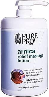 Pure Pro Arnica Relief Massage Lotion - 28oz