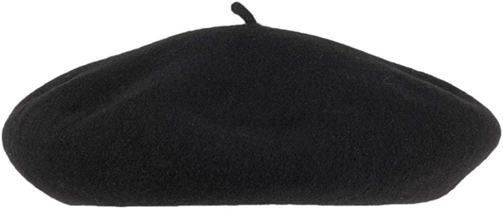 Negro Boina anglovasca de Kangol