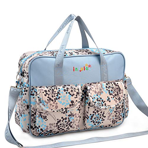 Sac messager, sac momie, sac maternel multifonctionnel