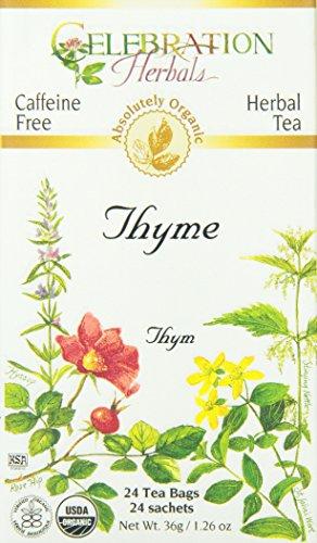 Celebration Herbals, Thyme Leaf Tea