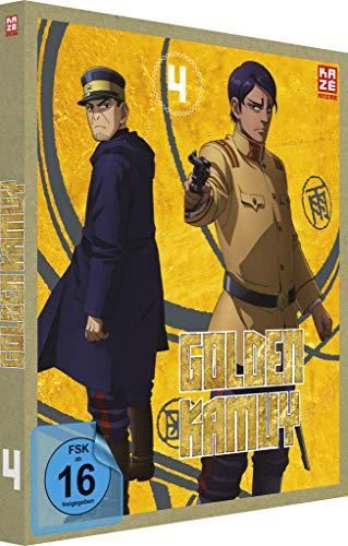 Golden Kamuy - Vol. 4 - [DVD]