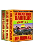 The DEAD RED MYSTERY SERIES Boxed Set Books 1-2-3: A Lalla Bains Humorous Mystery (English Edition)