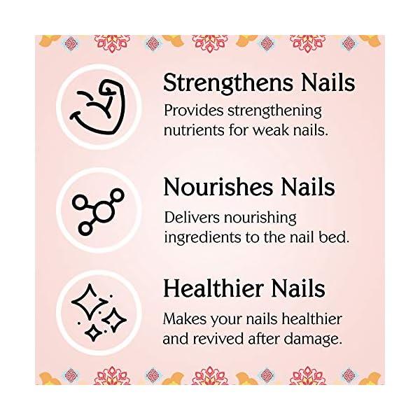 Beauty Shopping 786 Cosmetics – Deep Nutrition Nail Treatment, Strengthens