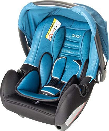 Osann BeOne SP Babyautositz Reboarder Gruppe 0+ (0-13 kg) Bleu