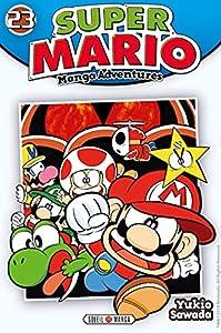 Super Mario - Manga Adventures Edition simple Tome 23