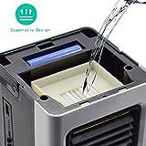 Zoom IMG-1 renxr personale ventilatore condizionatore portatile