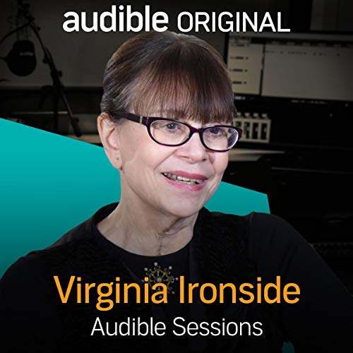 FREE: Audible Interview with Virginia Ironside     Audible Sessions              Autor:                                                                                                                                 Virginia Ironside,                                                                                        Audible                               Sprecher:                                                                                                                                 Virginia Ironside,                                                                                        Audible                      Spieldauer: 12 Min.     2 Bewertungen     Gesamt 3,5