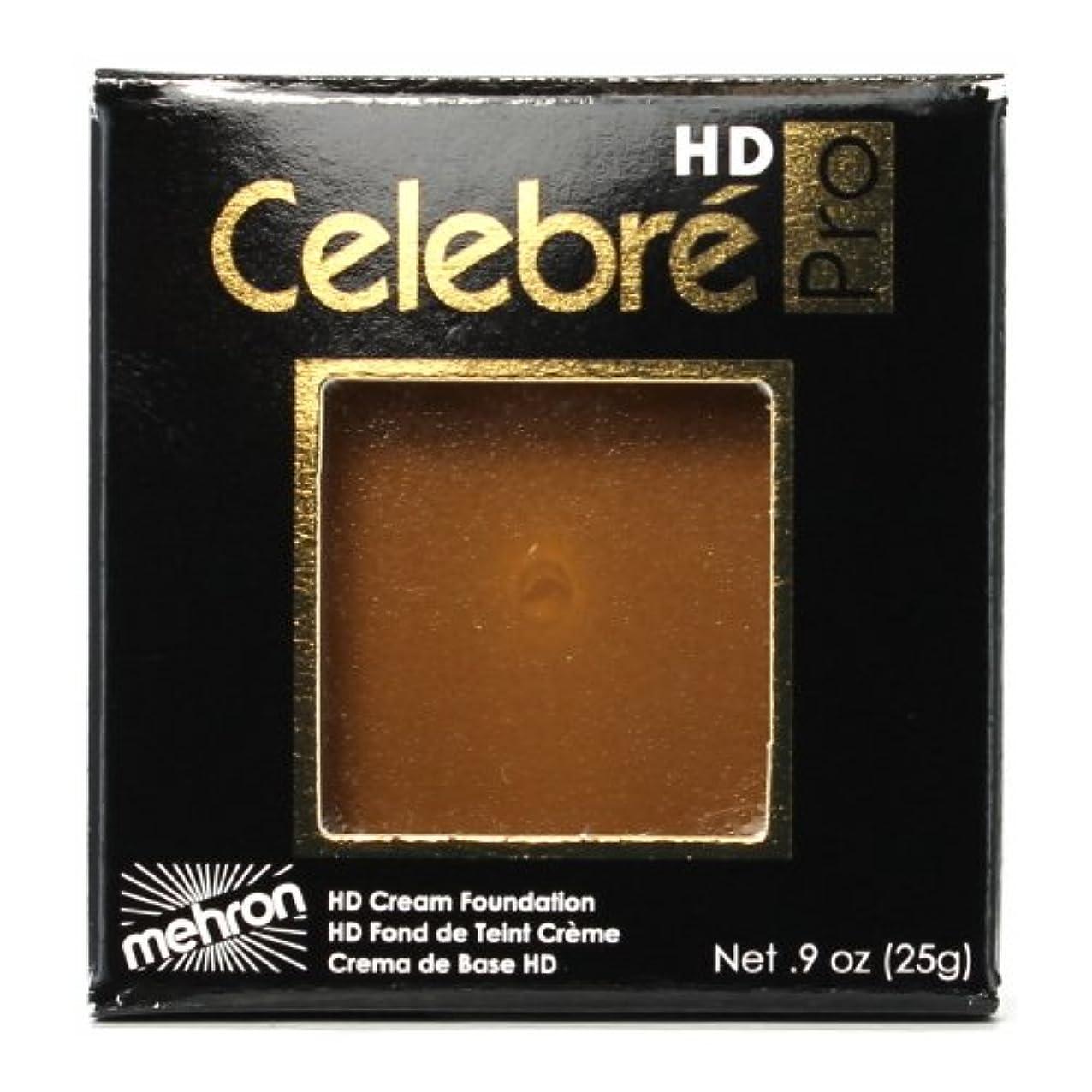 最も貢献動く(3 Pack) mehron Celebre Pro HD Make-Up - Dark 1 (並行輸入品)