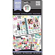 Mini Watercolor and Comes with Kemah Craft 10 Pc Fineliner Color Pens me /& My Big Ideas The Happy Planner PLNM-125