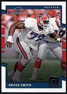2017 Donruss #32 Bruce Smith Buffalo Bills Football Card