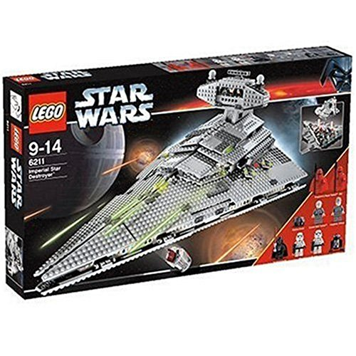 LEGO Star Wars 6211 - Imperial Star Destroyer