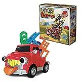 Famogames - Peter Pick Up, juego de mesa infantil de habilidad manual muy divertido, con coche de juguete, para jugar en familia, niños y niñas a partir de 4 años de edad, Famosa (PCK00002)