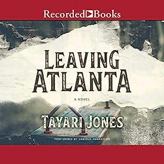 Leaving Atlanta audiobook cover art