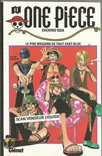 One piece - Tome 11: Le Pire brigand de tout East-Blue