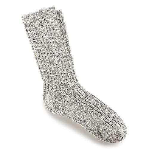 Birkenstock Socken Socken Größe 39/1 Grau (grau)