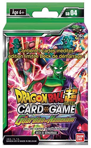 Dragon Ball Super Card Game – Deck de arranque de 51 cartas: The Guardian of Namekians – Versión francesa