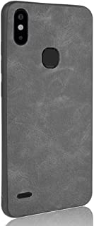 Infinix Smart 3 Case cellphone case Rugged Shield 360° protect your phone Vintage leather shell Cover Case for Infinix Sma...
