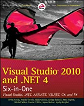 Visual Studio 2010 and .NET 4 Six-in-One (English Edition)