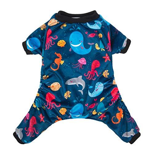 CuteBone Ocean World Dog Pajamas