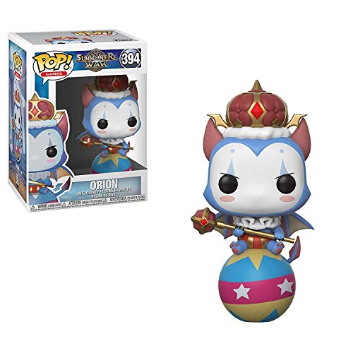 Funko Pop Games: Summoners War - Water Brownie Magician Collectible Figure, Multicolor