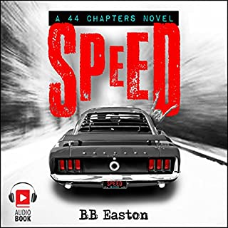 Speed audiobook cover art