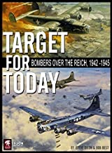 LEG: Target for Today, Bombers of the Reich, Solitaire Board Game