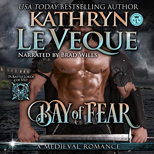 Bay of Fear audiobook cover art