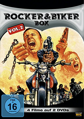 Rocker- & Biker-Box, Vol. 2 [2 DVDs]