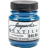 Jacquard, Colore per Tessuti, Acrilico, Multicolour, 4.4400000000000004x4.4400000000000004x6.35 cm