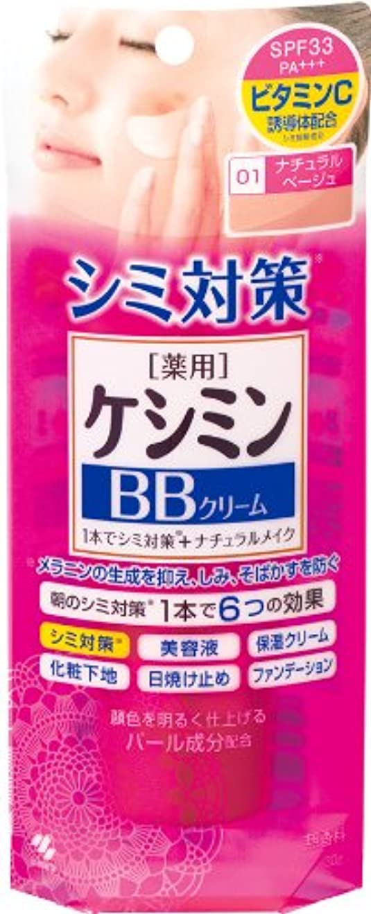 アイスクリームママトーンケシミンBBクリーム ナチュラルベージュ 30g