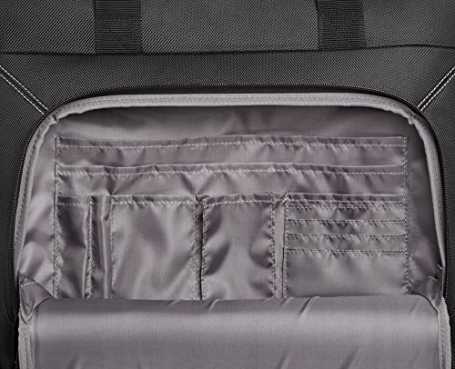 Amazon Basics Rolling Bag Laptop Computer Case with Wheels