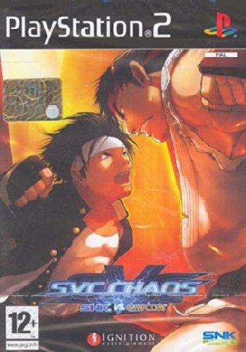 SNK vs CAPCOM: SVC CHAOS PS2