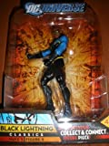 DC Universe Classics Series 5 Exclusive Action Figure Black Lightning Build Metallo Piece! by DC Comics by DC Comics