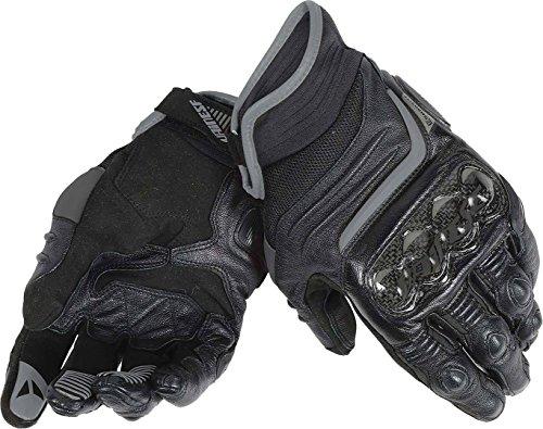 Dainese Carbon D1 Short Damen Motorradhandschuhe XS Schwarz