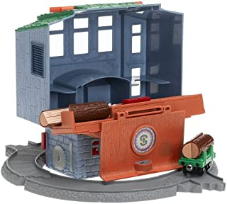 Learning Curve Take Along Thomas & Friends - Timber Yard Play Set