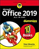Office 2019 All-in-One For Dummies (For Dummies All in One)