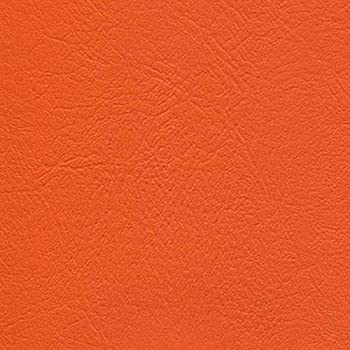 Vinyl Upholstery Fabric Bright Orange 54  Wide by The Yard Auto Home Commercial